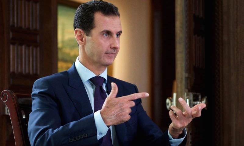 Башар Асад похвалил отразившее удар по Сирии советское оружие