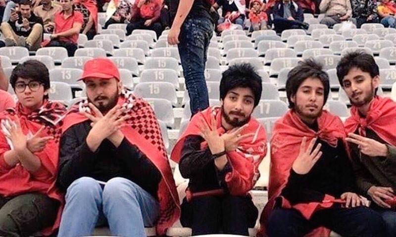 Как попасть на футбольный матч в Иране, если ты женщина