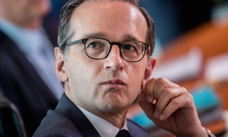 Глава МИД Германии заявил о необходимости дружить с Россией