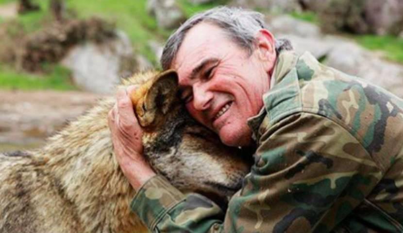 Испанский Маугли через 53 года захотел вернуться в стаю