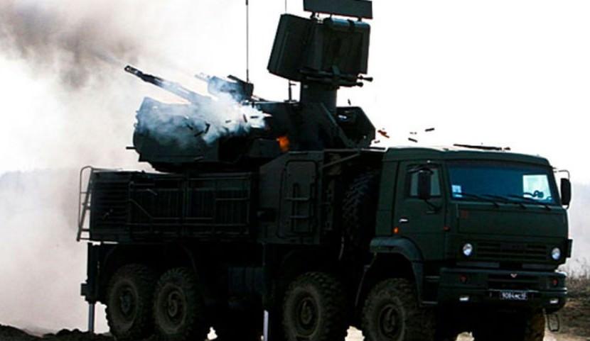Cирия сбила более 70 американских ракет, перехваченных ПВО советского производства