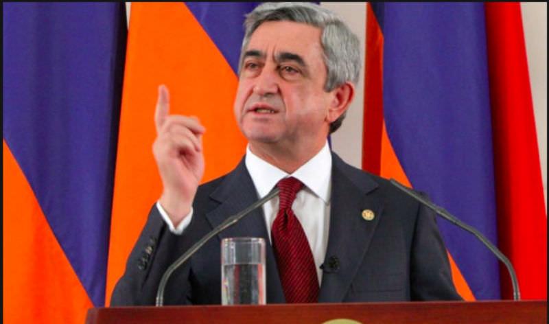 Глава правительства Армении ушел в отставку на фоне акций протеста