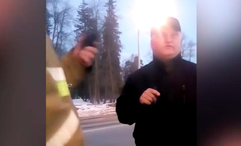 Мужчина обвинил саровских пожарных в воровстве воды