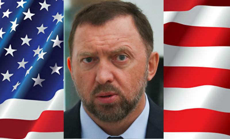 Санкции США обрушили бизнес Дерипаски