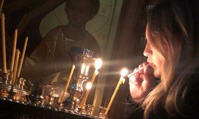 Школьники устроили богохульную акцию в храме Магнитогорска