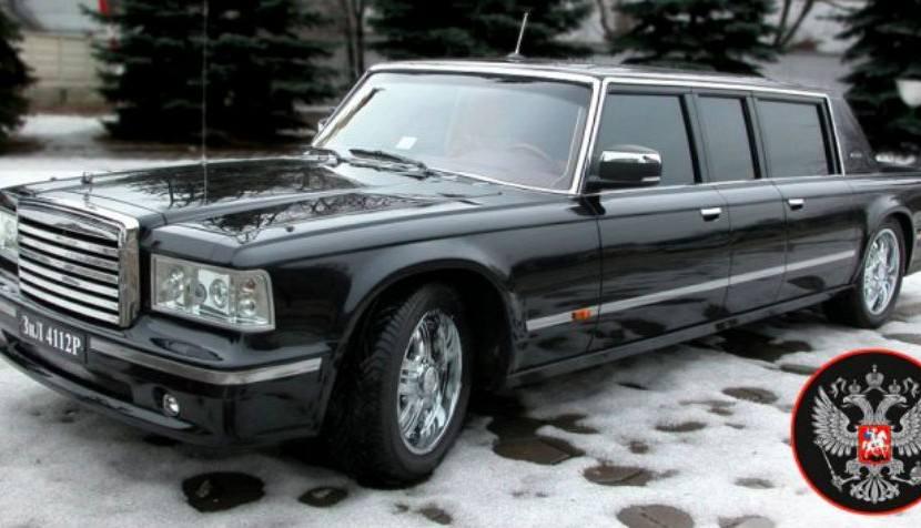 На продажу выставили забракованный Путиным лимузин