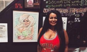 Женщина потратила целое состояние, чтобы стать похожей на свою карикатуру