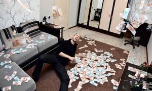 Россияне рассказали,  какой заработок сделает  их счастливыми
