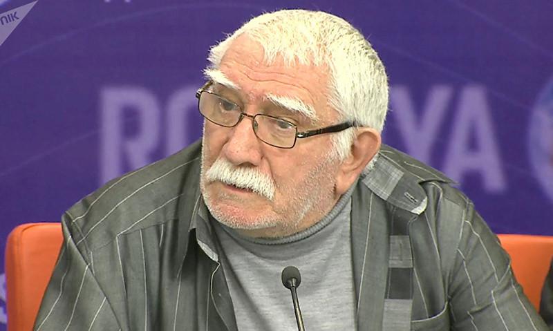 Армен Джигарханян в коме
