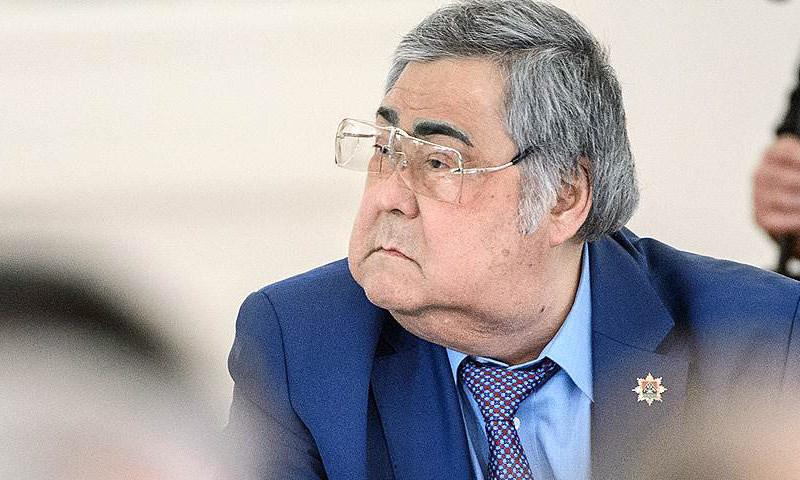 Экс-глава Кузбасса Аман Тулеев стал депутатом