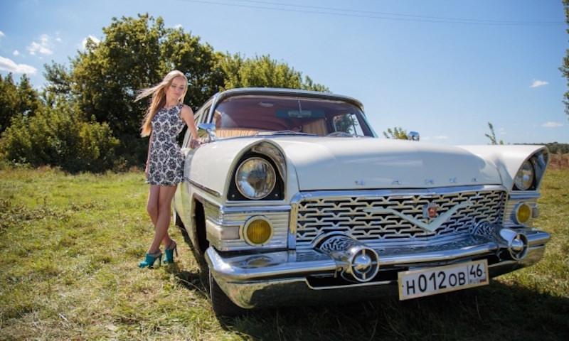 Пять самых дорогих авто в истории России назвали эксперты