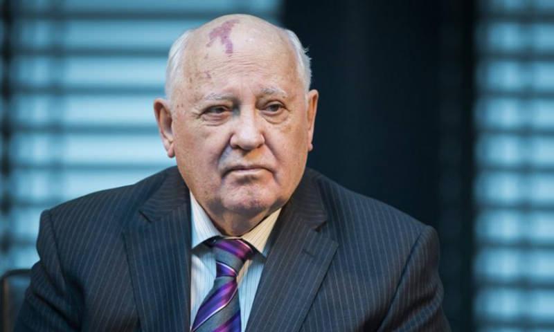 Горбачев о ракетном ударе США по Сирии: Тренировка перед стрельбой по-настоящему