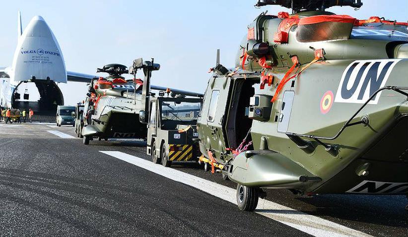 «Путин обрезает крылья французских ВВС»: Россия отказалась перевозить грузы НАТО
