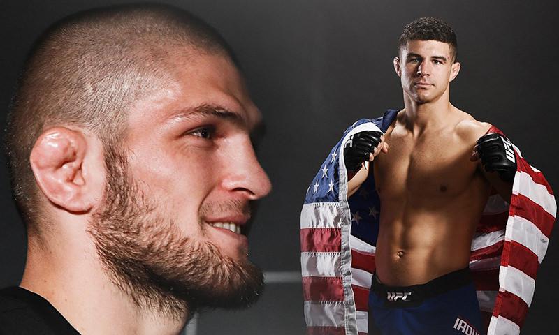 Хабиб победил Яквинту и стал первым российским  чемпионом UFC
