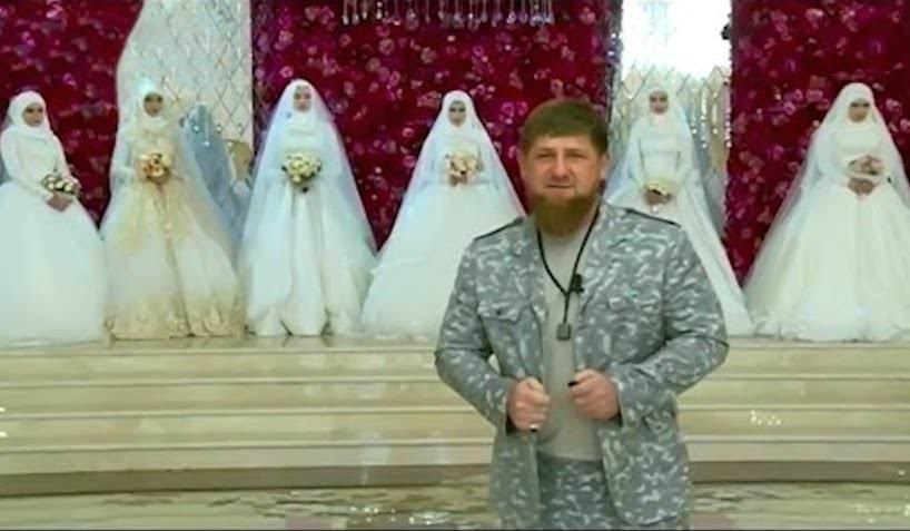 ЗАГС придумали для коварных целей: Кадыров о браке и многоженстве