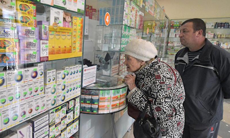 Россиян задумали лишить льготных цен на лекарства и еду