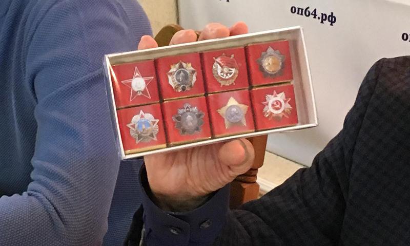 В Саратове 9 мая детям  раздадут съедобные  ордена времен войны