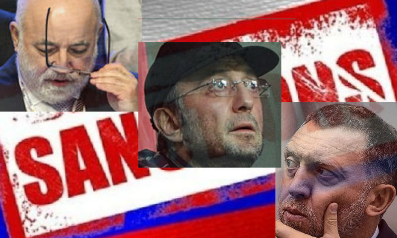 Сколько миллиардов потеряли российские олигархи из-за санкций