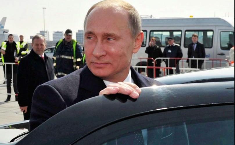 После инаугурации Путин пересядет на автомобль, который не разбить