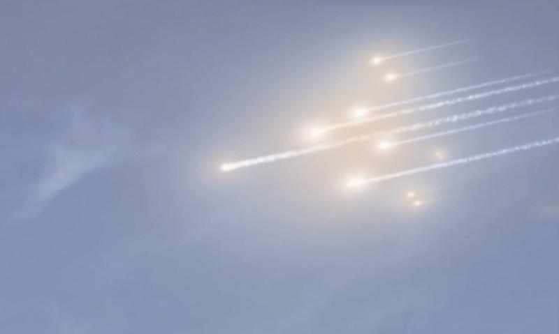 Китайская космическая станция эффектно сгорела в атмосфере