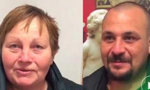 Сбежавшие из украинского плена два члена сейнера