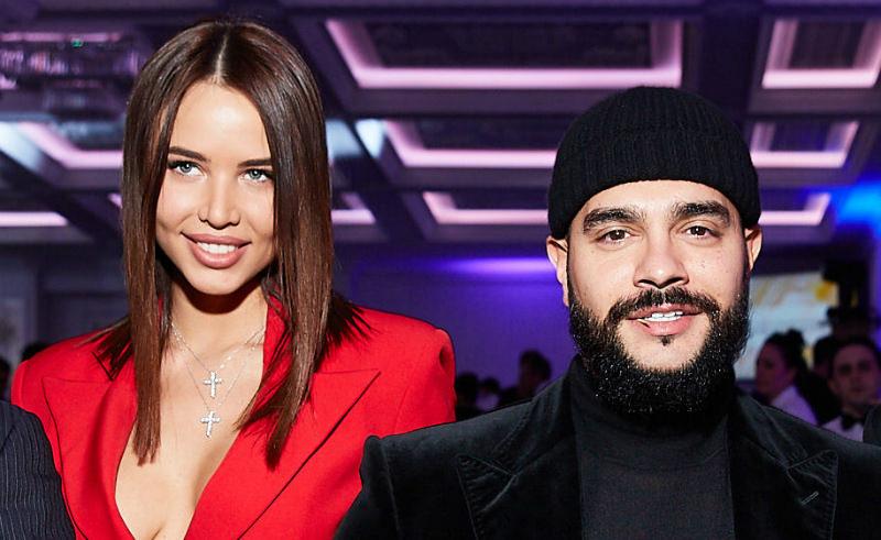 Анастасия Решетова в белом платье намекнула Тимати на свадьбу