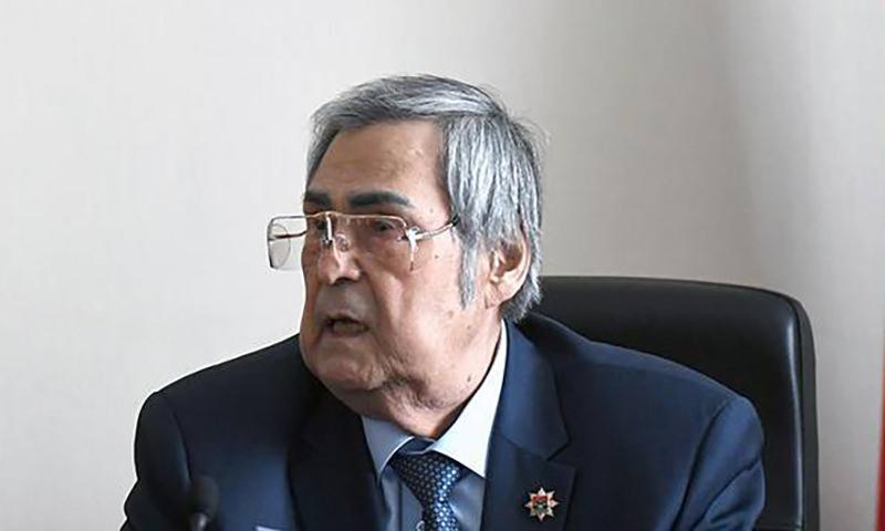 Тулеев стал председателем Совета народных депутатов Кузбасса