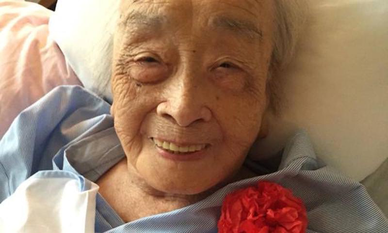 Умер старейший человек на планете Земля
