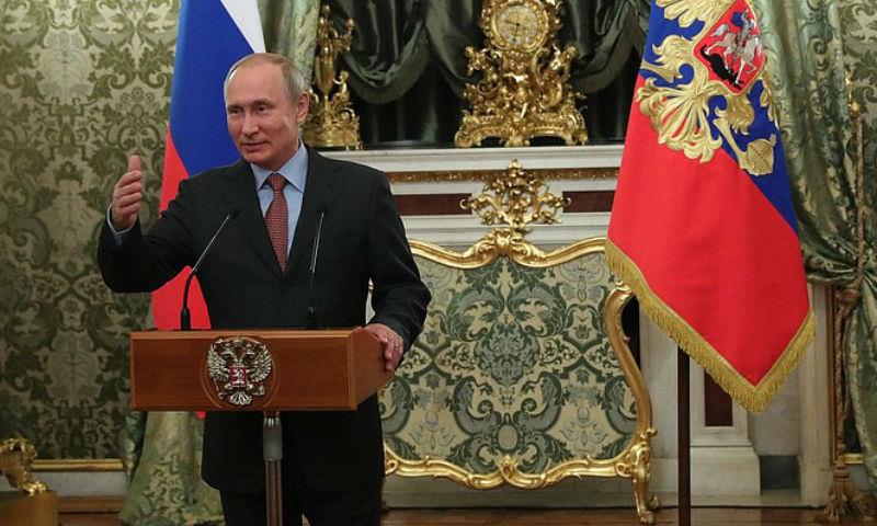 Путин огласил главную задачу будущих лет