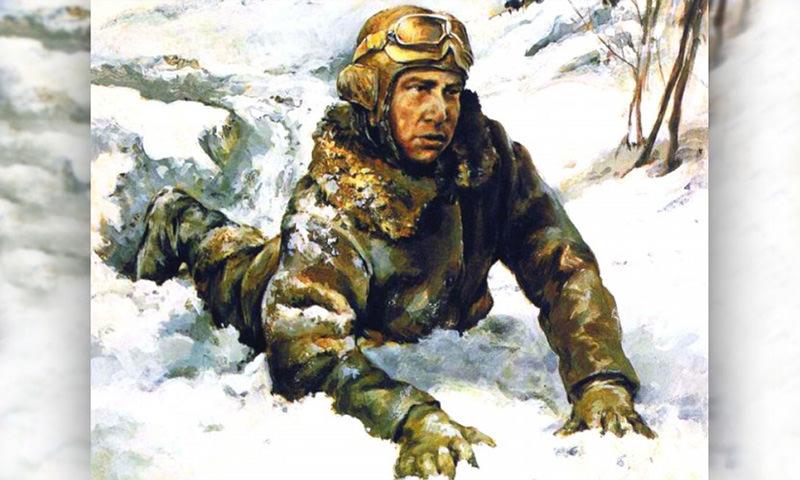 Календарь: 20 мая - 102 года назад родился легендарный летчик Алексей Маресьев