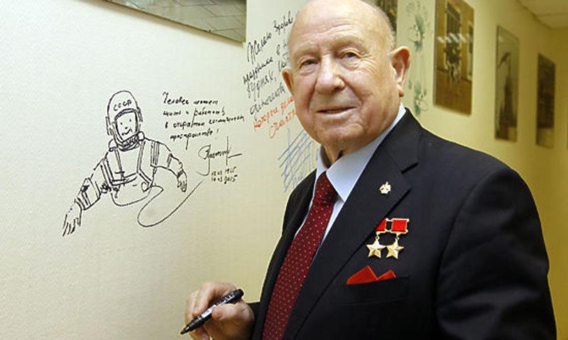 Календарь: 30 мая - День первого человека в открытом космосе