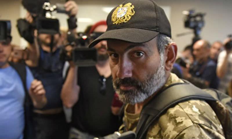 В Армении начинается тотальная забастовка