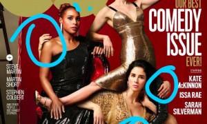 Человеческая «многоручка»: обложка мужского журнала поставила читателей в тупик