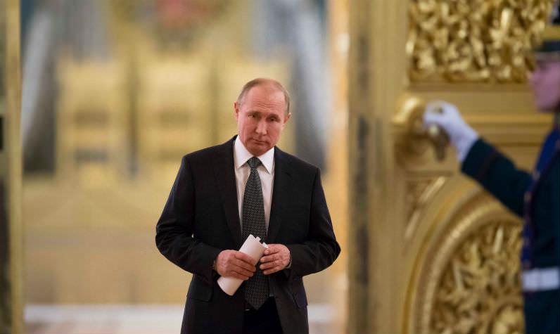 Как будет проходить инаугурация Путина