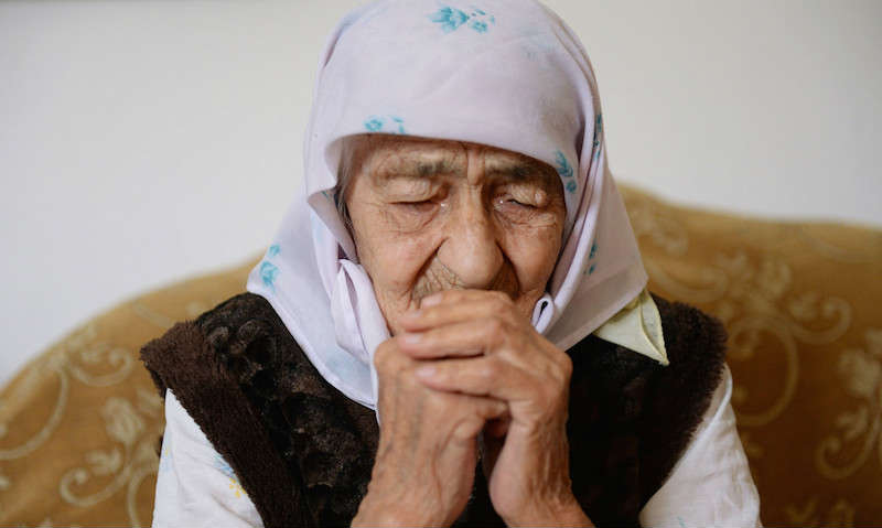 Старейшая жительница Земли назвала долголетие