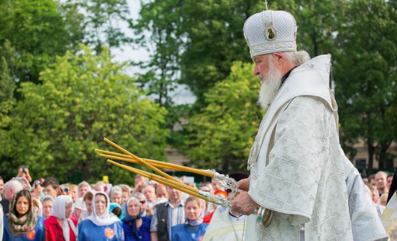 Патриарх Кирилл знает, как отговорить россиянок от абортов