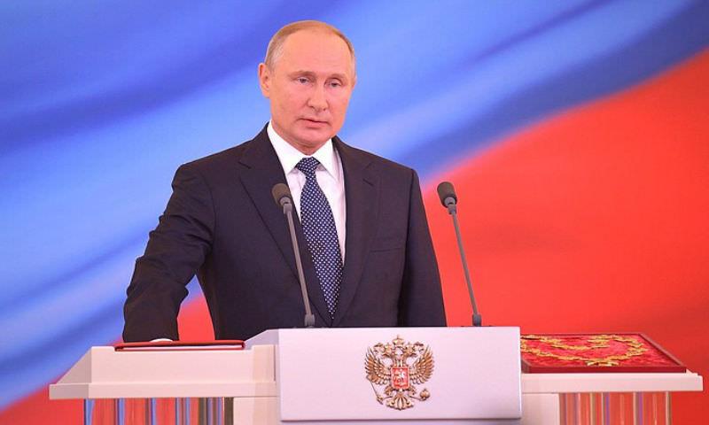 Путин: Служение Отечеству для меня превыше всего