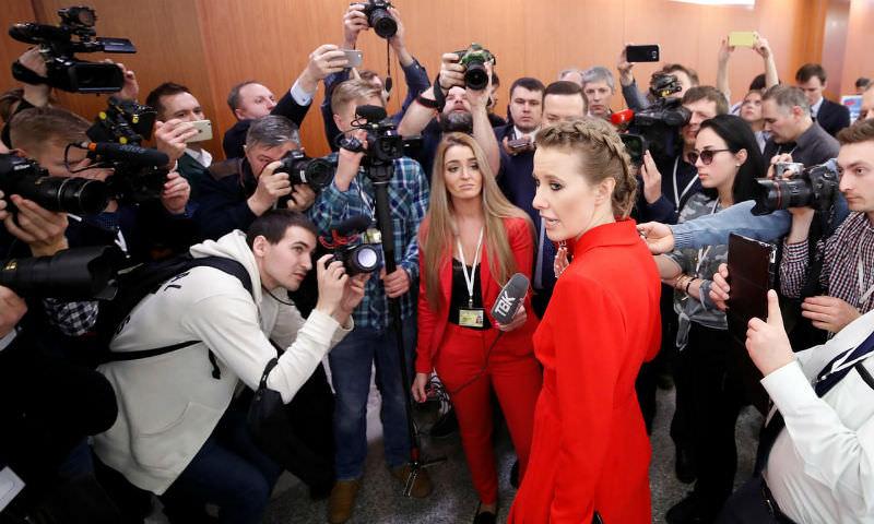 """""""Он был царём"""": Собчак рассказала всё, что думает о Путине"""