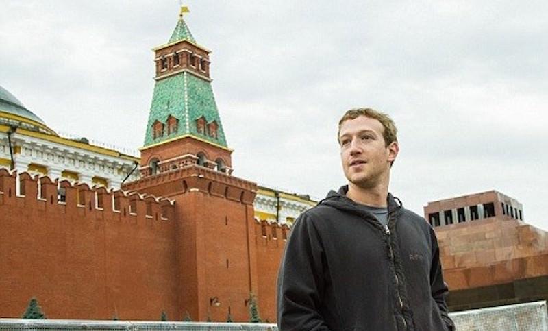 Марка Цукерберга ждут в Совете Федерации России