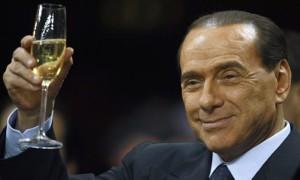 Берлускони получил €3 млн в наследство от своей секретарши