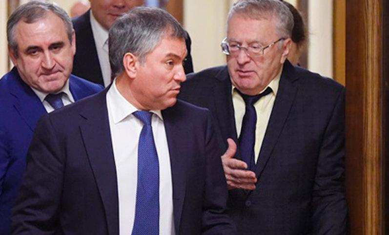 Российским законам дадут имена: народ должен знать героев