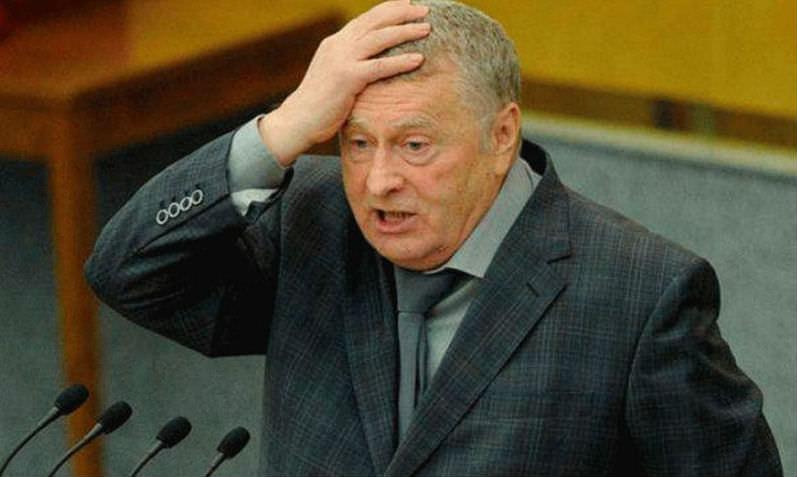 Жириновский случайно выдал военную тайну