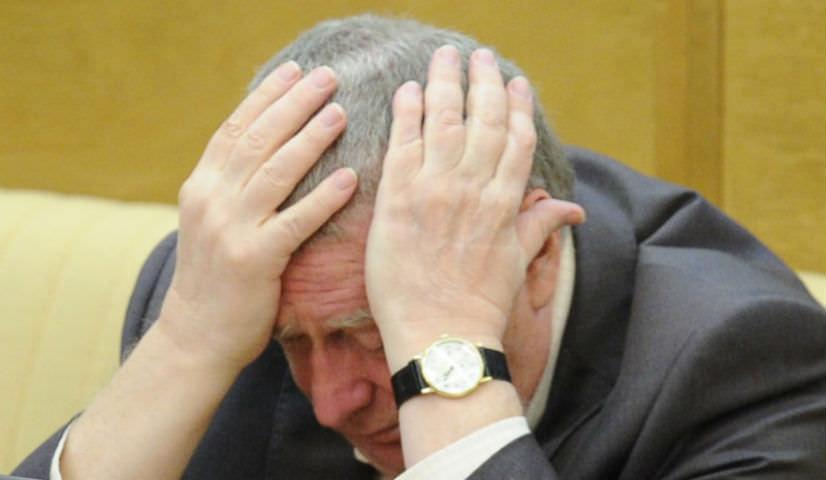 Жириновский раскрыл размер свой пенсии