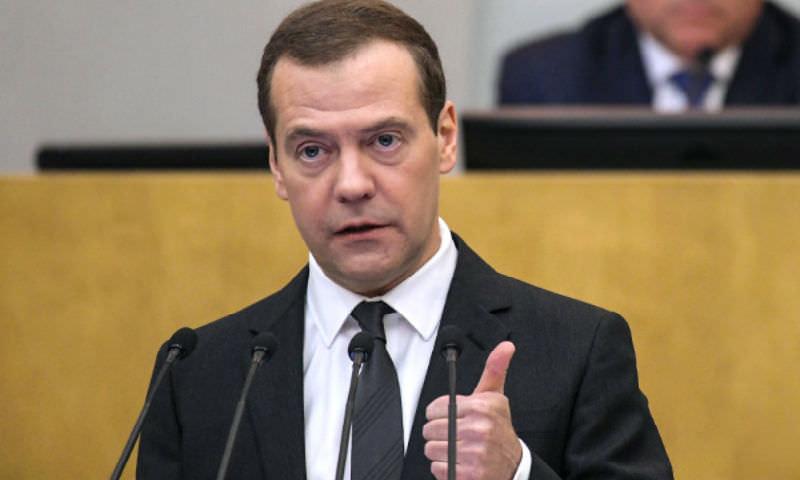 Госдума избрала Медведева премьер-министром