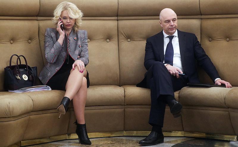 Кремль отменил совещание по пенсионной реформе из-за конфликта министерств
