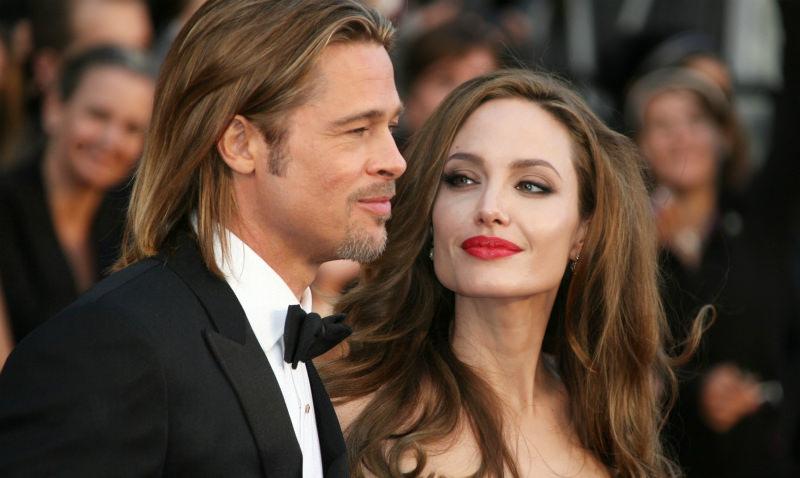 Брэд Питт пытается сорвать развод с Анджелиной Джоли