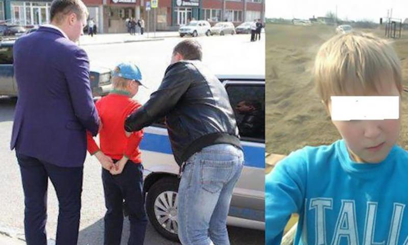 В Саратове задержан 12-летний участник митинга сторонников Навального
