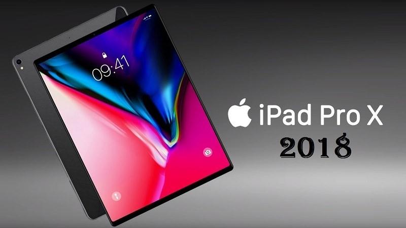 Обзор iPad 2018