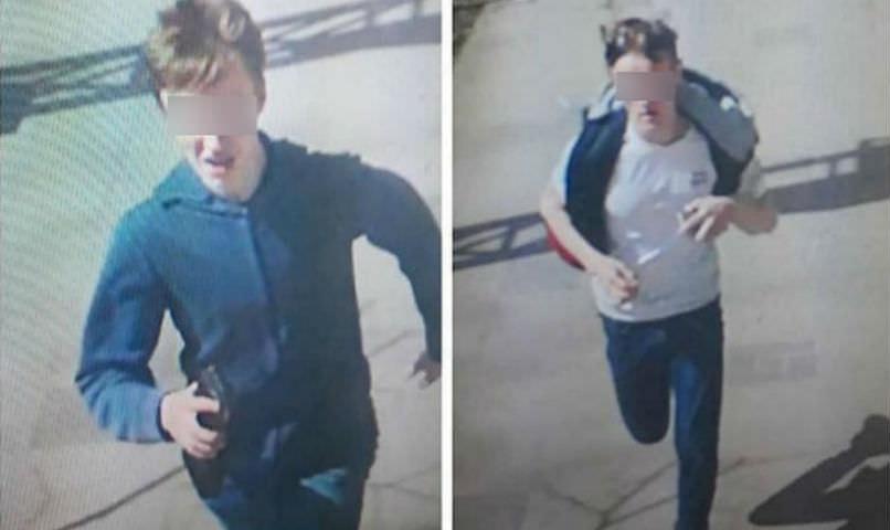 Мать узнала сына на видео с грабежом и сдала его полиции