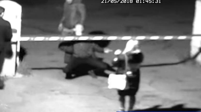 Станцевали лимбо и украли: хулиганы оставили больницу без шлагбаума